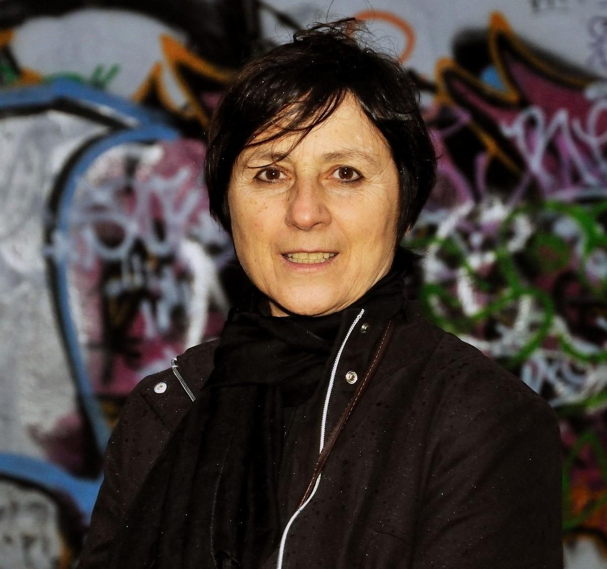 """Esther Andradi (D, Argentinien) liest aus """"Mein Berlin"""": Streifzüge durch eine Stadt im Wandel"""