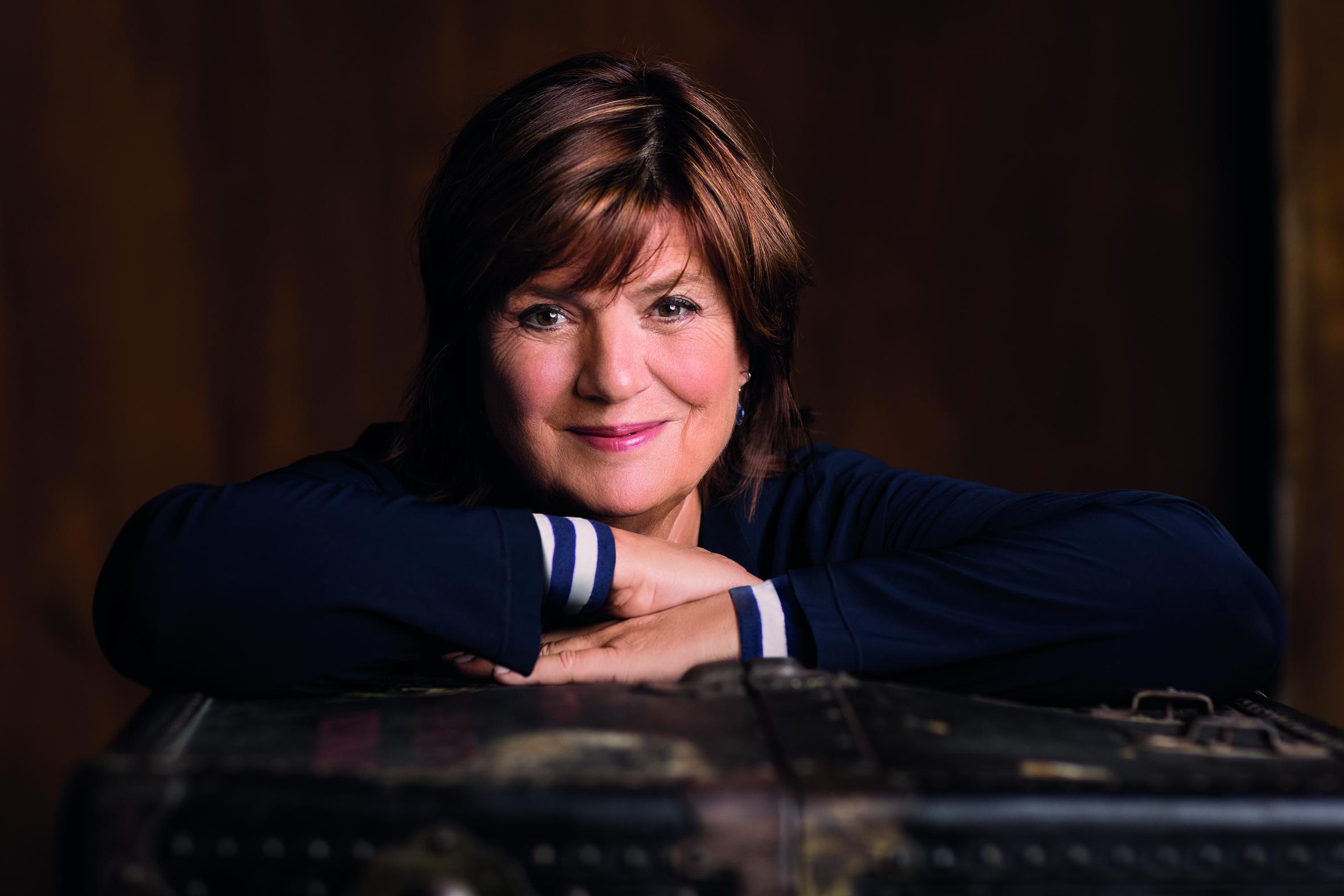 """""""Manchmal ist es federleicht"""": Lesung mit Christine Westermann"""